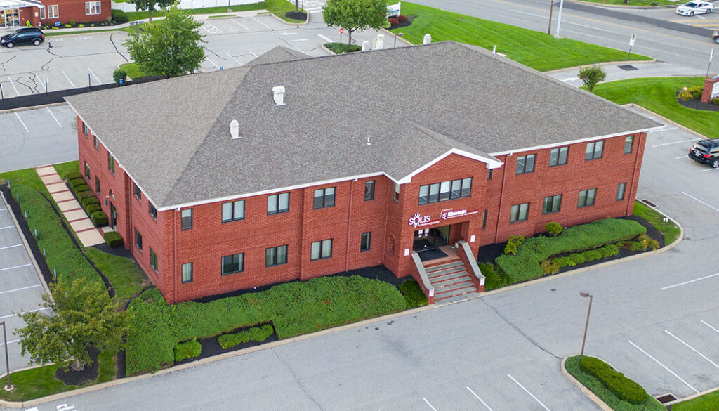 700 W Germantown Pike, Continental Realty and Einstein offices