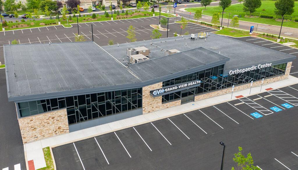 Grand View Health Orthopaedic Center, Colmar PA