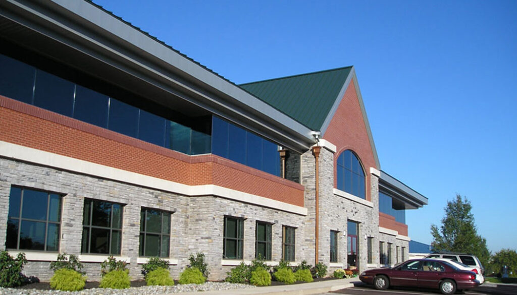 The Linfield Office Building