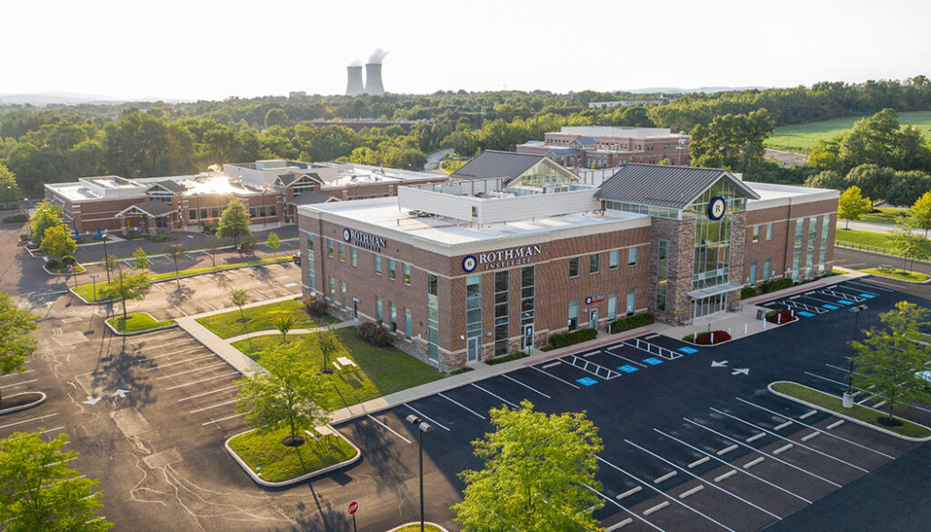 Rothman Orthopedic building