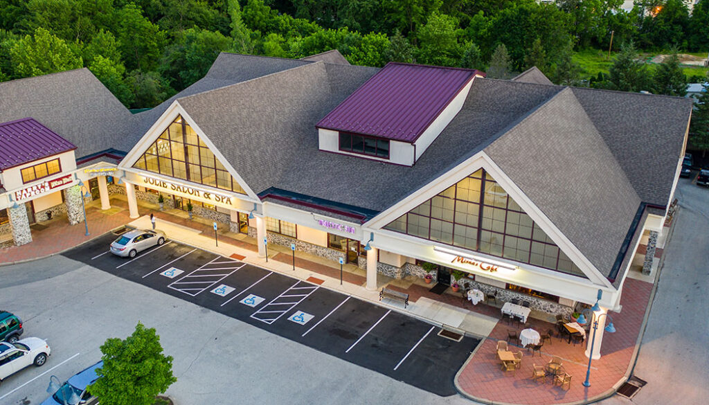 The Shoppes at Village Square in Blue Bell