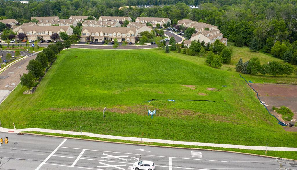 Possible land for development, Colmar, PA