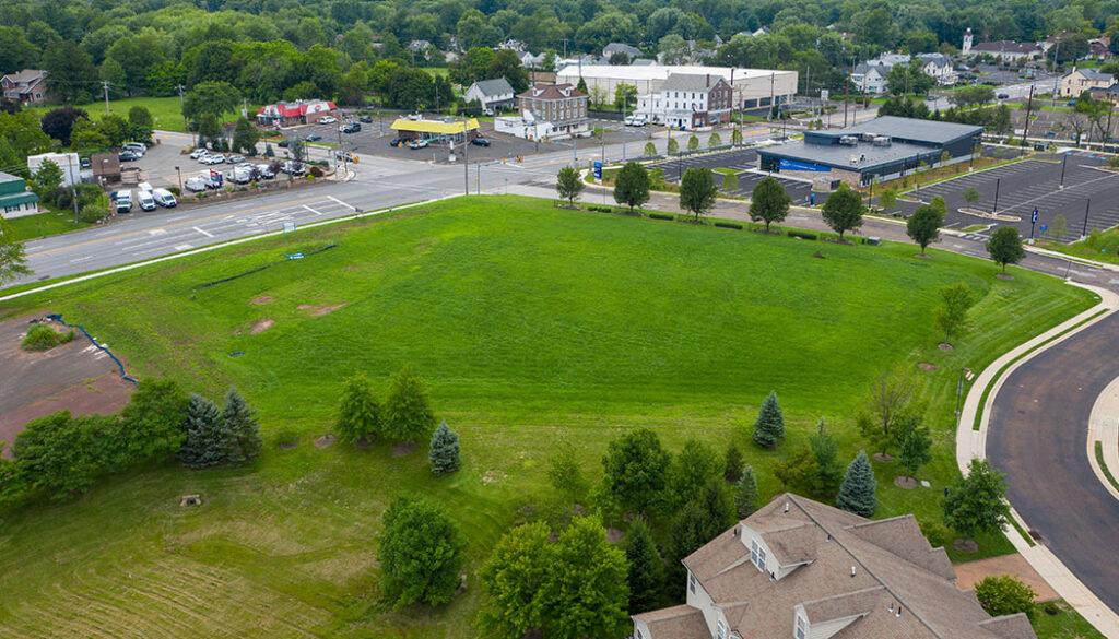 Land for possible development, Colmar Pa