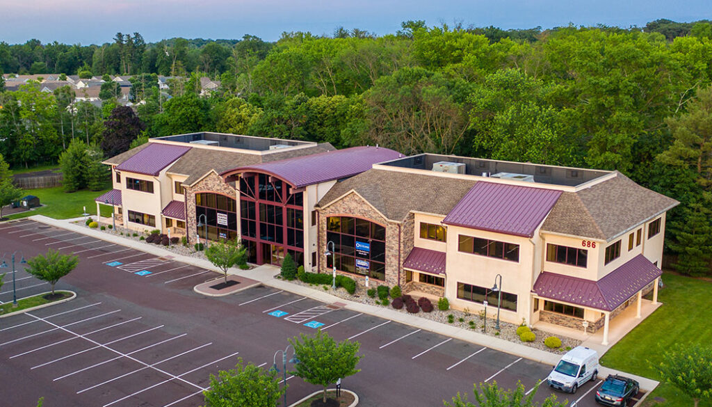 686 DeKalb Pike, Blue Bell - Village Square Professional offices